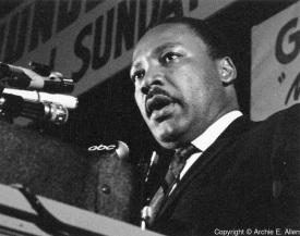 Martin Luther King, Jr., Mason Temple, Memphis, TN, April 3, 196